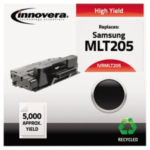 Innovera Remanufactured MLT-D205L Toner, 5000 Page-Yield, Black (IVRMLT205)
