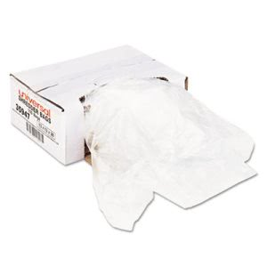 Universal High-Density Shredder Bags, Clear, 100 Bags/Box (UNV35947)