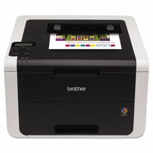 Brother HL-3170CDW Digital Color Printer w/Duplex Printing (BRTHL3170CDW)