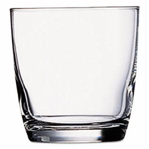 Office Settings Marbel Beverage Glasses, 10.5oz, Clear, 6/Box (OSICEX10)