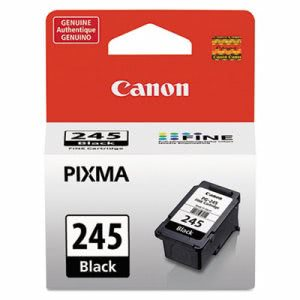 Canon 8279B001 Ink, 180 Page-Yield, Black (CNM8279B001)