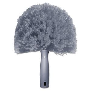 "Unger StarDuster Cob Web Duster Brush, 3 1/2"" Handle, Gray, Each (UNGCOBW0)"