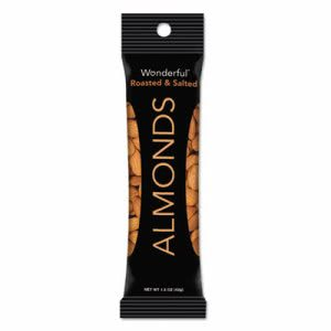 Paramount Farms Almonds, Dry Roasted & Salted, 1.5-oz, 12 Packs (PAM042722C35S)