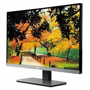 "Aoc 67-Series Widescreen LED Monitor, In-Plane Switching, 21.5"" (AOCI2267FW)"