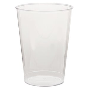 WNA 7-oz. Tall Smooth Wall Tumblers, Clear, 500 Tumblers (WNAT7T)