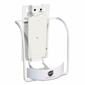 Nicepak Wipes Dispenser Universal Wall Bracket, 1 Each (NIC P010801)