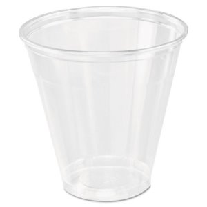Solo Cup Company Ultra Clear Cups, 5 oz., PET, 2500 Cups (DCC5C)