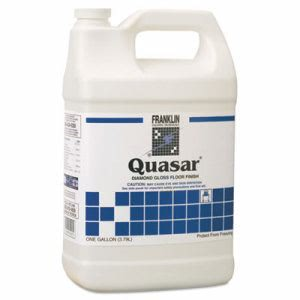 Quasar Diamond Gloss Floor Wax, 4 Gallons (FRK F136022)