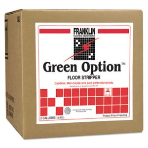 Green Option Floor Stripper, 5 Gallon Cube (FKLF219025)