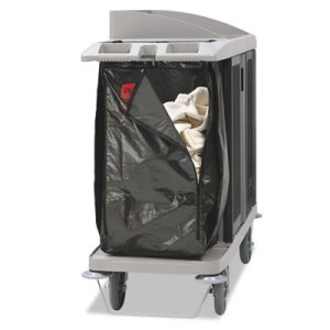 Rubbermaid 1966885 25 Gallon Cleaning Cart Bag, 17w x 10 1/2d x 33h (RCP1966885)