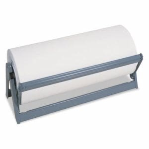 "Bullman Paper Roll Cutter for Up to 9""Diameter Rolls, 18"" Wide (BUPA50018)"