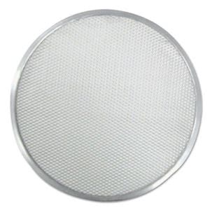 "Adcraft Pizza Screen, Expanded Aluminum, 14"" Diameter (ADCPZ18714)"