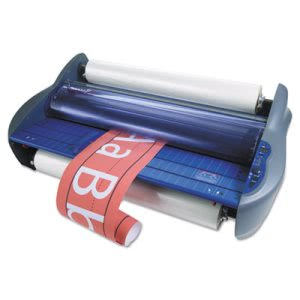 Gbc Pinnacle Two-Heat Roll Laminator, 3ml Max. Document Thickness (GBC1701700)
