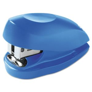 Swingline Tot Mini Stapler, 12-Sheet Capacity, Blue (SWI79172)