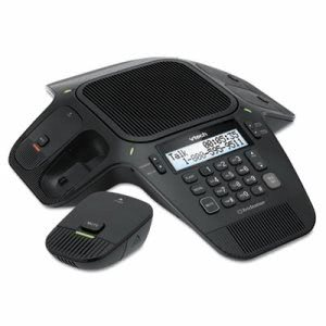 Vtech VCS704 ErisStation Wireless Conference Phone w/4 Microphones (VTEVCS704)