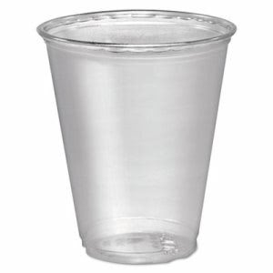 Solo Cup Company Ultra Clear Cups, 7 oz, PET, 50/Bag, 1000/Carton (DCCTP7)