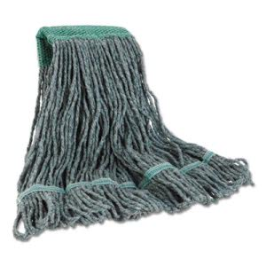 Boardwalk Premium Blended Yarn Standard Mop Head, 12 Mops  (BWK402GN)