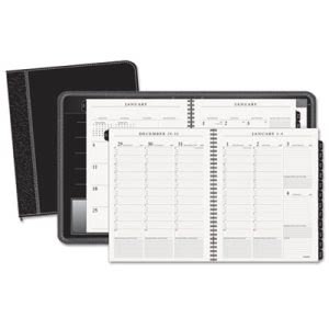 At-a-glance Executive Weekly/Monthly Appointment Book, Black, 8 1/4 x 10 7/8, 2016 (AAG70NX8105)