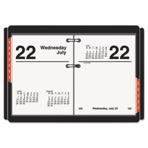"At-a-glance Recycled Compact Desk Calendar Refill, 3"" x 3 3/4"", 2017 (AAGE91950)"