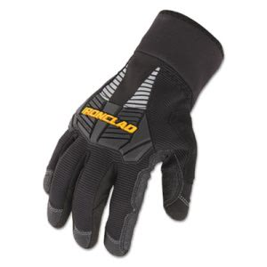 Ironclad Cold Condition Gloves, Black, Large (IRNCCG204L)