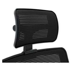 Hon Adjustable Headrest for Endorse Series Work Chairs, Black (HONLMSHHRIM)