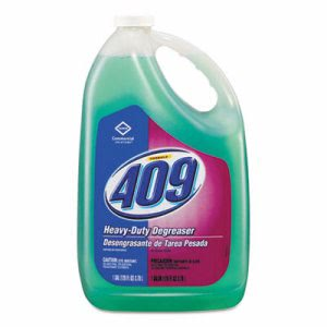 Formula 409 Heavy Duty Degreaser, Fresh Scent, 4 Gallons (CLO00014)