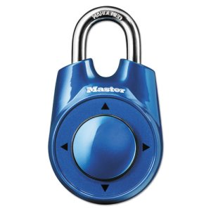 Master Lock Speed Dial Set-Your-Own Combination Lock (MLK1500ID)