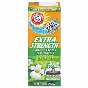 Arm & Hammer Deodorizing Carpet Cleaning Powder, Fresh, 30 oz (CDC3320011538)