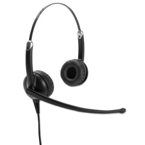 Vxi Envoy UC Binaural Over-the-Head Headset (VXI203349)