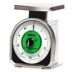 Pelouze G180R Mechanical Portion Control Scale (PELYG180R)