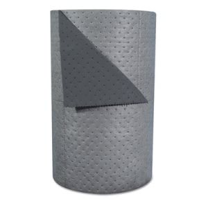 "SPC High-Traffic Sorbent-Pad Roll, 30"" x 300', Gray (SBDHT303)"