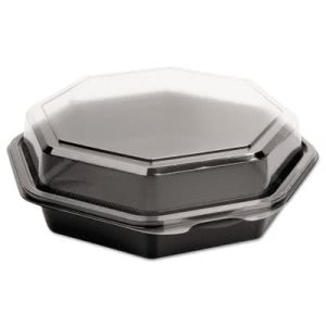 OctaView Cold Food Containers, 71/2-in. Deep, 100 Containers (SCC 865612-PS94)