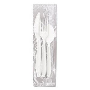 Solo Mediumweight Cutlery Kit: Knife/Fork/Spoon, 500 Kits (SCCRSW7Z)