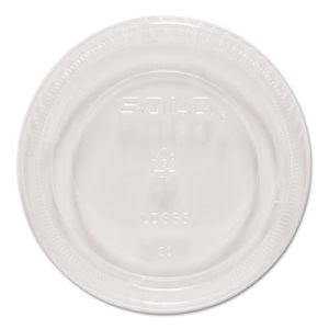 5.5-oz Sauce/Side Dipping Container Lids, 1,000 Lids (SCCLDSS5)