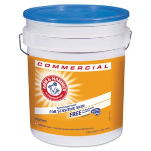 Arm & Hammer HE Compatible Liquid Detergent, 5 Gallon Pail (CDC3320000008)