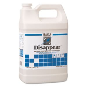 Franklin Disappear Concentrated Odor Counteractant, 4 Gallons (FKLF510522)
