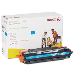 Xerox 006R01293 Replacement Toner for Q2681A (311A), Cyan, Each (XER006R01293)