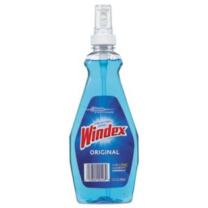 Windex Glass and Multi-Purpose Cleaner, 12 - 12-oz. Spray Bottles (DVOCB001237)