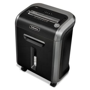 Fellowes Powershred 79Ci Shredder, Medium-Duty, 16 Sheet Capacity (FEL3227901)