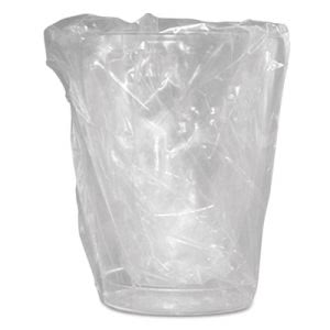 Wna Wrapped Plastic Cups, 10oz, Translucent, 500/Carton (WNAW10)