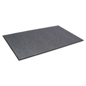 "Crown Needle Rib Wipe & Scrape Mat, Polypropylene, 36""x60"", Gray (CWNNR0035GY)"