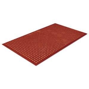 Safewalk-Light Anti-Fatigue Drainage Mats, Grease-Resistant (CRO WSCT35 TCO)