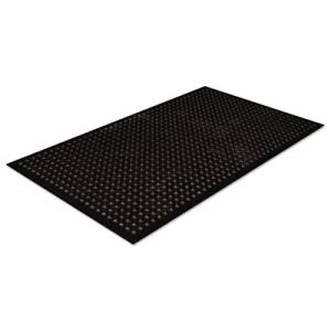 Safewalk-Light Anti-Fatigue Drainage Mat (CRO WSCT35 BLA)