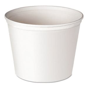 165-oz. Double-Wrapped Unwaxed Paper Buckets, 100 Buckets (SCC 10T1UU)