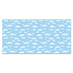 "Pacon Fadeless Designs Bulletin Board Paper, Clouds, 50 ft x 48"" (PAC56465)"