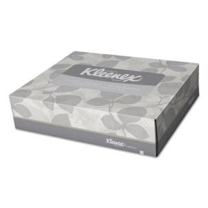 Kleenex 21195 Junior 2-Ply Facial Tissues, 48 Boxes (KCC 21195)