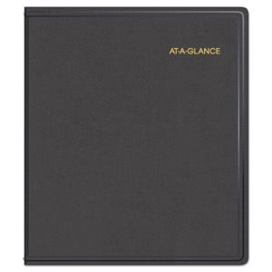 "At-a-glance Five-Year Monthly Planner, Black, 9"" x 11"", 2016-2020 (AAG7029605)"