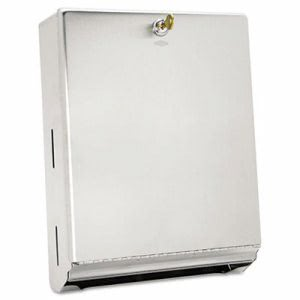 Bobrick Classic Stainless Steel Paper Towel Dispenser (BOB 262)
