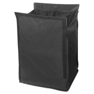 Rubbermaid 1902703 Executive Quick Cart Liner, Small, 6 Liners (RCP1902703)