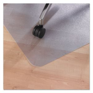 Floortex Recycled Chair Mat for Hard Floors, 36 x 48, With Lip (FLRECO3648LP)